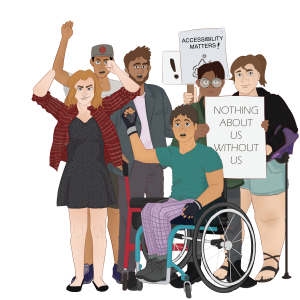 Making our activism accessible